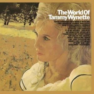 Wynette Tammy The World of Tammy Wynette, 1970