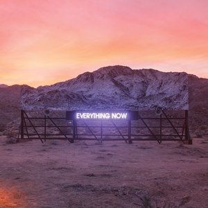 Arcade Fire Everything Now, 2017