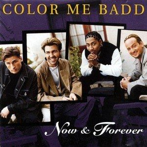 Color Me Badd Now & Forever, 1996