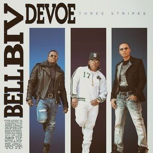 Bell Biv DeVoe Three Stripes, 2017