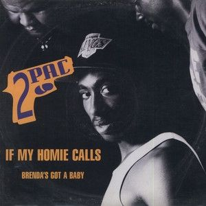 If My Homie Calls - album