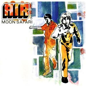 Moon Safari - album