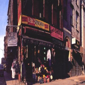 Paul's Boutique Album