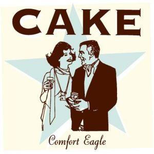 Comfort Eagle By Cake Lyrics