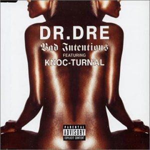 Bad Intentions - album