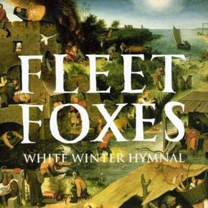 White Winter Hymnal Album