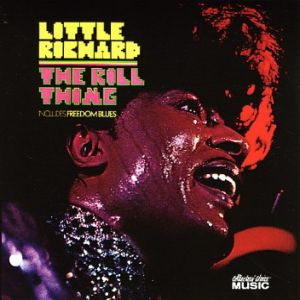 Little Richard The Rill Thing, 1970