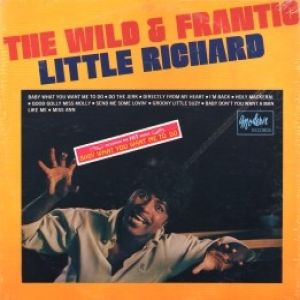 The Wild and Frantic Little Richard Album