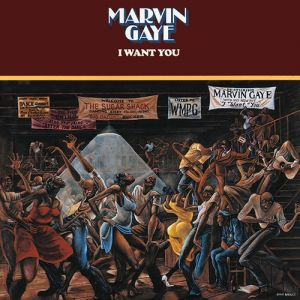Marvin Gaye I Want You, 1976
