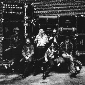 The Allman Brothers Band At Fillmore East, 1971