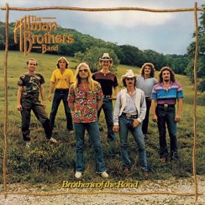 The Allman Brothers Band Brothers of the Road, 1981