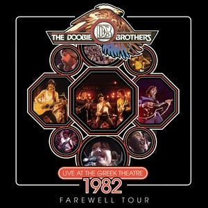 Live at the Greek Theater 1982 - album