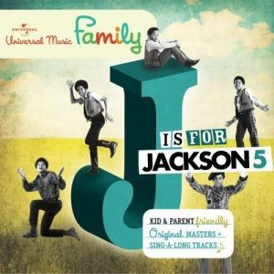 J Is for Jackson 5 Album