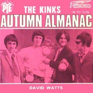 Autumn Almanac Album