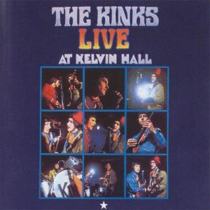 Live at Kelvin Hall Album