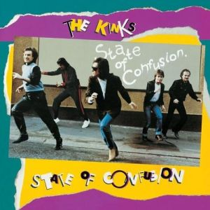 The Kinks State of Confusion, 1983