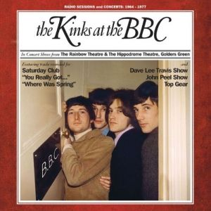 The Kinks At The BBC Album