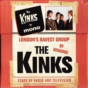 The Kinks in Mono Album