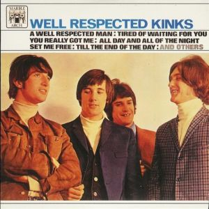 Well Respected Kinks Album