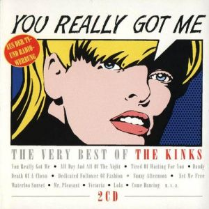 You Really Got Me: The Very Best of The Kinks Album