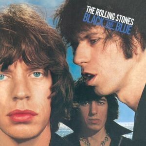 The Rolling Stones Black and Blue, 1976
