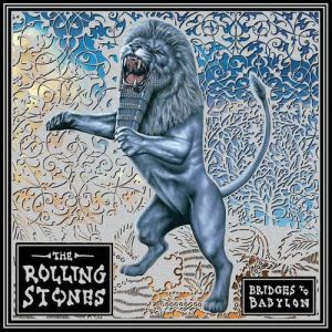 The Rolling Stones Bridges to Babylon, 1997