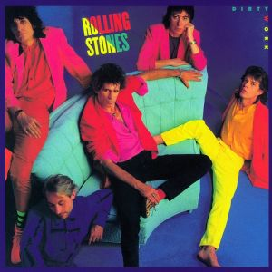 The Rolling Stones Dirty Work, 1986