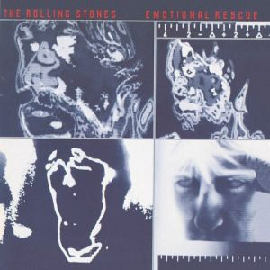 The Rolling Stones Emotional Rescue, 1980