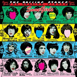 The Rolling Stones Some Girls, 1978
