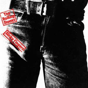 The Rolling Stones Sticky Fingers, 1971