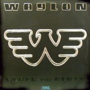 Waylon Jennings Black on Black, 1982