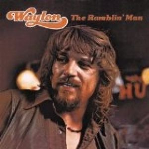 Waylon Jennings The Ramblin' Man, 1974