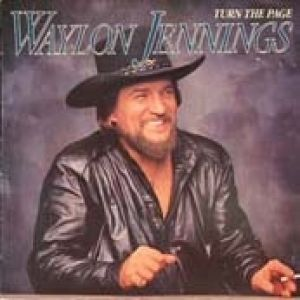 Waylon Jennings Turn the Page, 1985