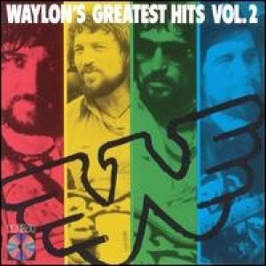 Waylon's Greatest Hits, Vol. 2 Album
