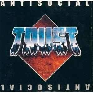Antisocial - album