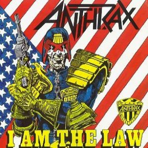 I Am the Law - album