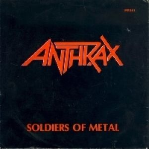 Soldiers of Metal - album