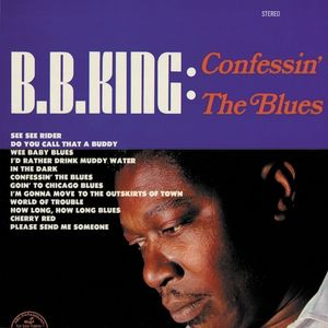 Confessin' the Blues - album