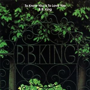 To Know You Is to Love You - album