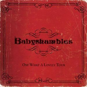 Babyshambles Oh! What A Lovely Tour, 2008