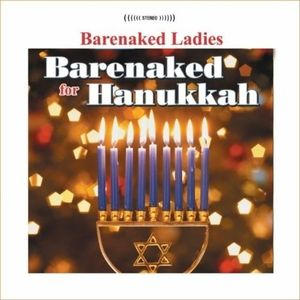 Barenaked for Hanukkah E.P. Album