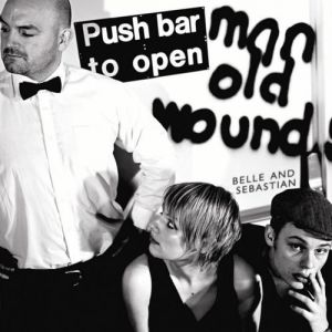 Push Barman to Open Old Wounds Album