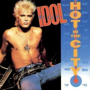 Hot in the City - album