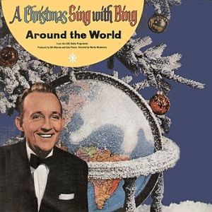 A Christmas Sing with Bing Around the World Album