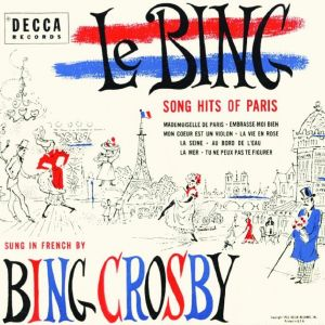 Le Bing: Song Hits of Paris Album