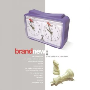 Brand New Your Favorite Weapon, 2001