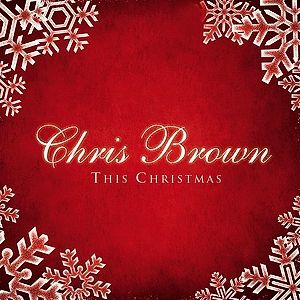 Chris brown this christmas album cover