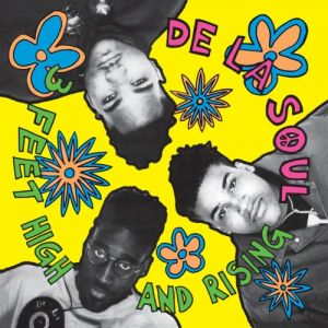 De La Soul 3 Feet High and Rising, 1989