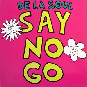 Say No Go Album