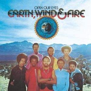 Earth, Wind & Fire Open Our Eyes, 1974